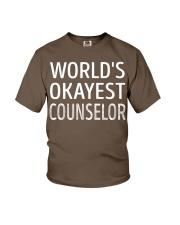 Counselor Youth T-Shirt thumbnail
