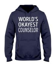 Counselor Hooded Sweatshirt thumbnail