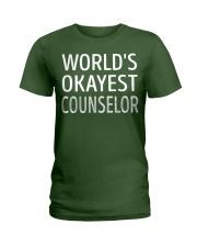 Counselor Ladies T-Shirt thumbnail