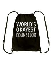 Counselor Drawstring Bag thumbnail