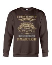 Gymnastic Teacher Crewneck Sweatshirt thumbnail