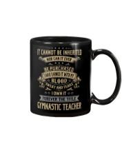 Gymnastic Teacher Mug thumbnail
