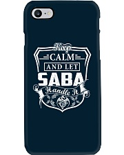 SABA - Handle It Phone Case thumbnail
