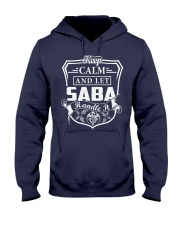 SABA - Handle It Hooded Sweatshirt thumbnail