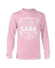 SABA - Handle It Long Sleeve Tee thumbnail