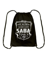 SABA - Handle It Drawstring Bag thumbnail
