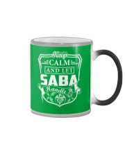 SABA - Handle It Color Changing Mug thumbnail