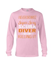 Scuba Diver Long Sleeve Tee thumbnail