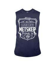 METSKER - Handle It Sleeveless Tee thumbnail