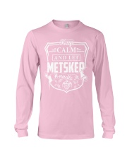 METSKER - Handle It Long Sleeve Tee thumbnail