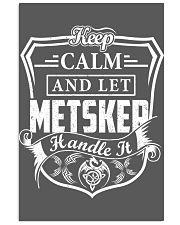 METSKER - Handle It 11x17 Poster thumbnail