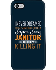 Janitor Phone Case thumbnail