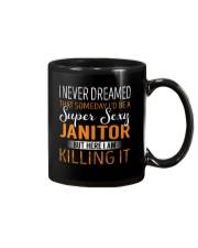 Janitor Mug thumbnail