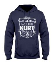 KURT - Handle It Hooded Sweatshirt thumbnail