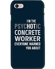 Concrete Worker Phone Case thumbnail