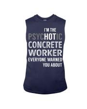 Concrete Worker Sleeveless Tee thumbnail