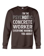 Concrete Worker Crewneck Sweatshirt thumbnail