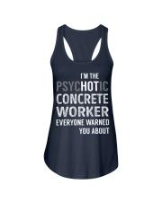 Concrete Worker Ladies Flowy Tank thumbnail