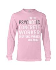 Concrete Worker Long Sleeve Tee thumbnail