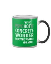 Concrete Worker Color Changing Mug thumbnail