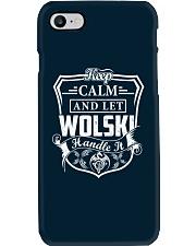 WOLSKI - Handle It Phone Case thumbnail