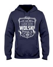WOLSKI - Handle It Hooded Sweatshirt thumbnail