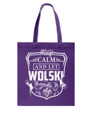 WOLSKI - Handle It Tote Bag thumbnail