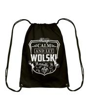 WOLSKI - Handle It Drawstring Bag thumbnail