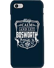 BOSWORTH - Handle It Phone Case thumbnail