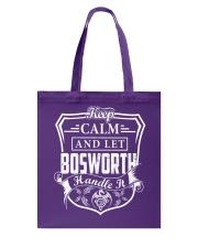 BOSWORTH - Handle It Tote Bag thumbnail