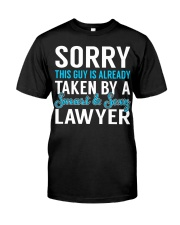 Lawyer Classic T-Shirt front