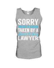 Lawyer Unisex Tank thumbnail