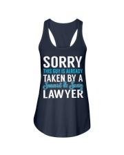 Lawyer Ladies Flowy Tank thumbnail