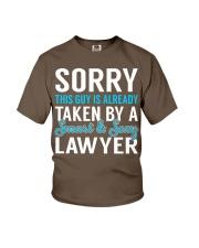 Lawyer Youth T-Shirt thumbnail