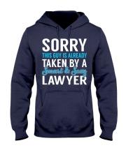 Lawyer Hooded Sweatshirt thumbnail