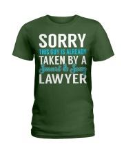 Lawyer Ladies T-Shirt thumbnail