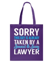 Lawyer Tote Bag thumbnail