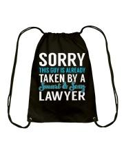 Lawyer Drawstring Bag thumbnail