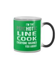 Line Cook Color Changing Mug thumbnail