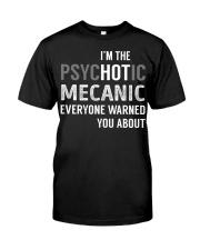 Mecanic Classic T-Shirt front
