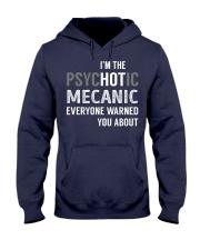 Mecanic Hooded Sweatshirt thumbnail