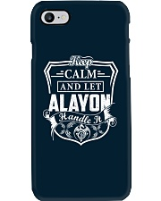ALAYON - Handle It Phone Case thumbnail