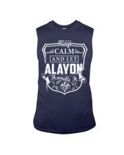 ALAYON - Handle It Sleeveless Tee thumbnail