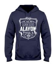 ALAYON - Handle It Hooded Sweatshirt thumbnail