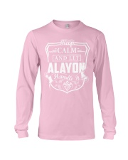 ALAYON - Handle It Long Sleeve Tee thumbnail