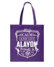 ALAYON - Handle It Tote Bag thumbnail