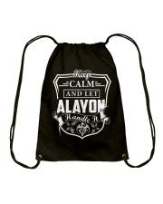 ALAYON - Handle It Drawstring Bag thumbnail