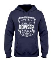 BOWSER - Handle It Hooded Sweatshirt thumbnail