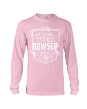 BOWSER - Handle It Long Sleeve Tee thumbnail