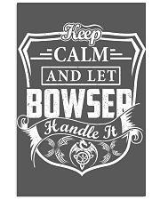 BOWSER - Handle It 11x17 Poster thumbnail